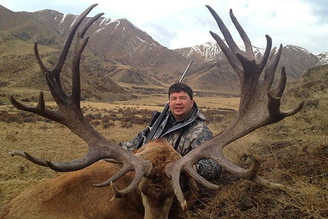 New Zealand Location >> Gary Herbert's New Zealand Hunting